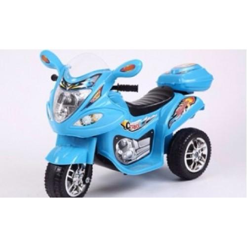 Motor na akumulator Model 104 plavi