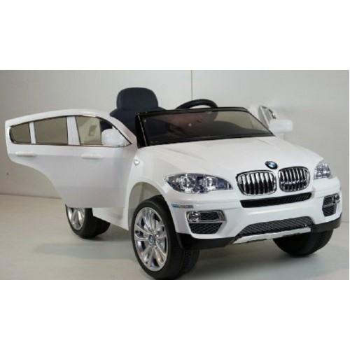 Automobil dečiji 229 beli BMW X6