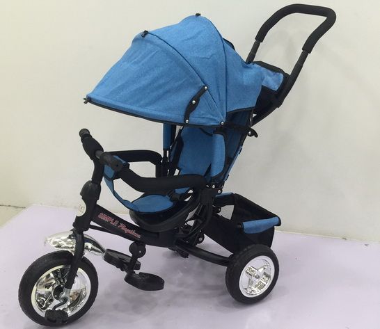 Tricikl Playtime Simple Model 411 plava