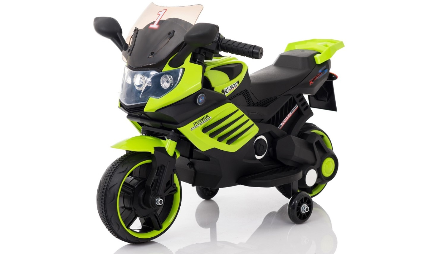 Motor na akumulator Model 116 Zeleni
