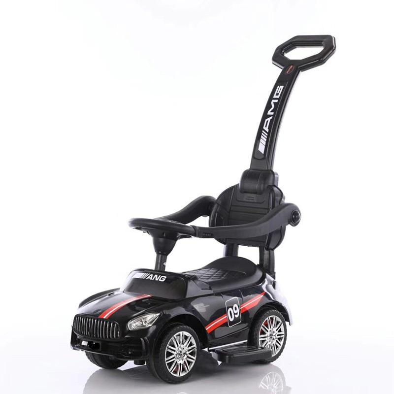 Dečija guralica Auto Model 459 Crna