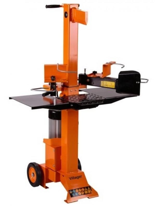 Vertikalni cepač drva Vilager LS 7T