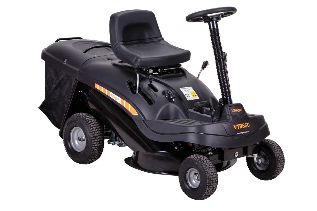 Traktor kosačica Villager Rider VTR 650
