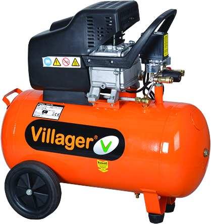 Kompresor za vazduh VAT 50L Villager