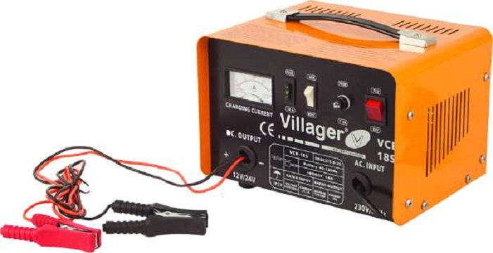 Punjač za akumulatore VCB 18 S 12/24V Villager