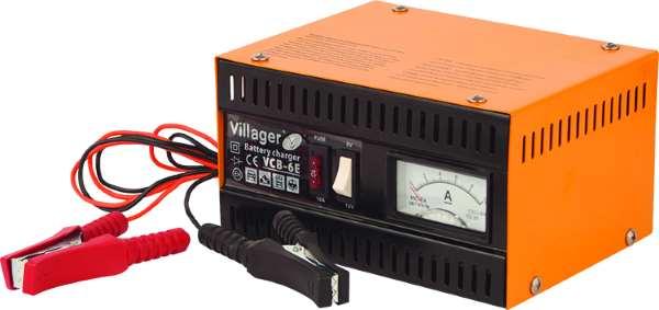 Punjač za akumulatore VCB 6E 6/12V Villager