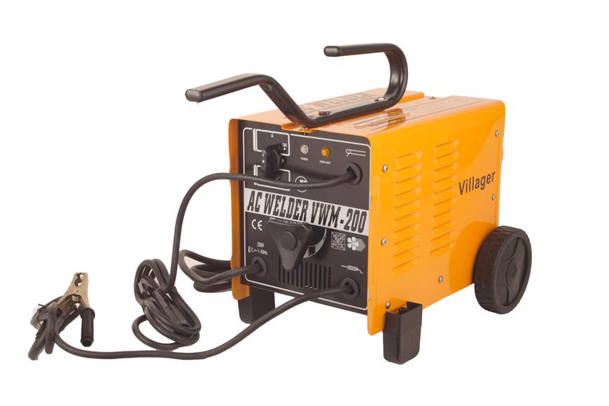 Aparat za elektro-lučno varenje VWM-200 Villager