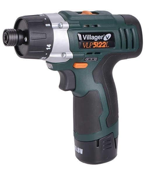 Akumulatorska bušilica-odvrtać VLP 5122L Villager