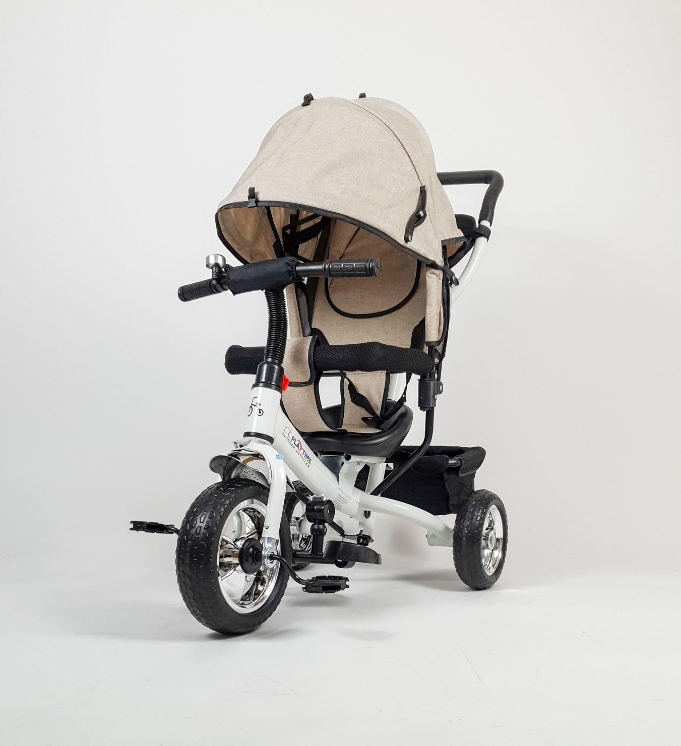Tricikl Playtime Simple Model 411 bež