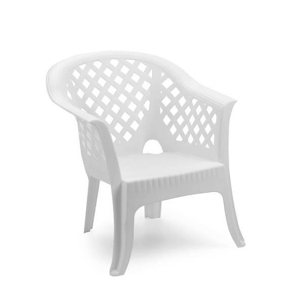Baštenska stolica plastična Lario