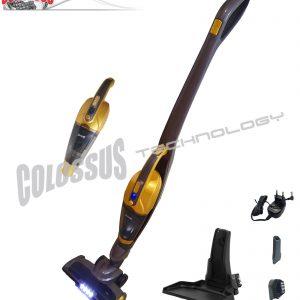 Prenosivi aku usisivač 2u1 Colossus CSS-4107