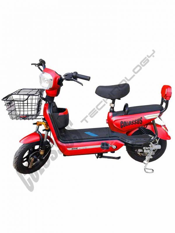 Električni bicikl Colossus-62Q Crveni