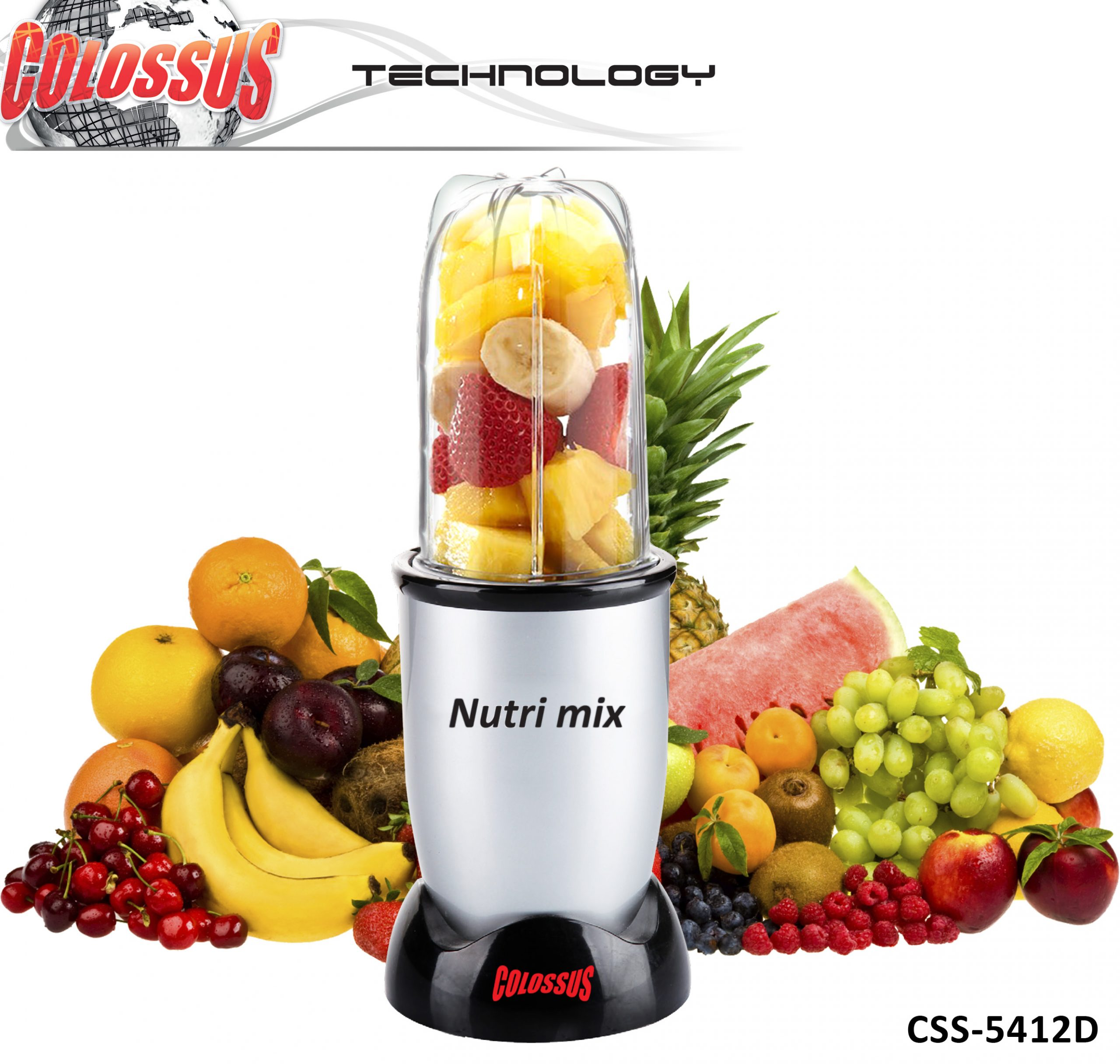 Nutri mix Colossus-5412D