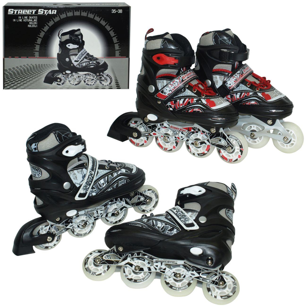 Roleri- 'In-line skates