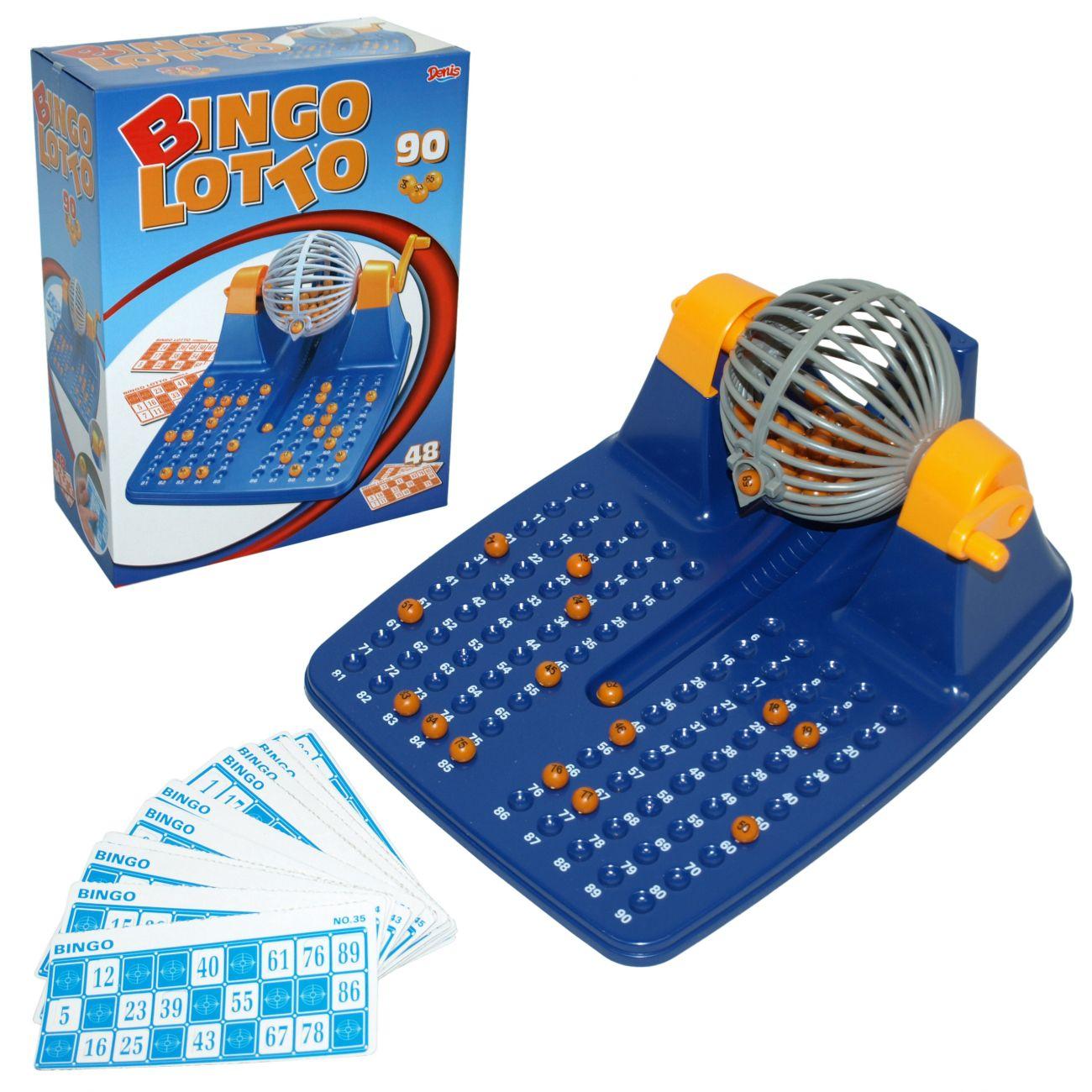 Bingo i loto igra za decu