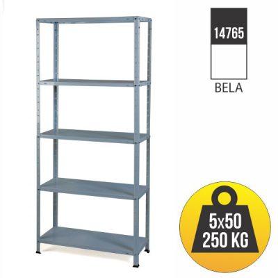 Metalna Polica 180x75x30