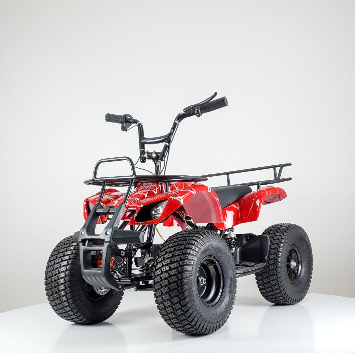 Dečiji Bagi Quad Model 123 crveni