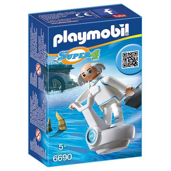 Playmobil Super4: Kingsland Krusher