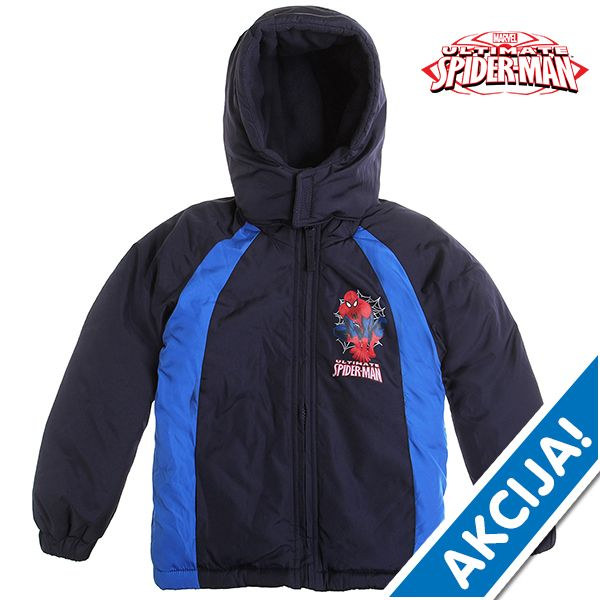 Spiderman Zimska jakna