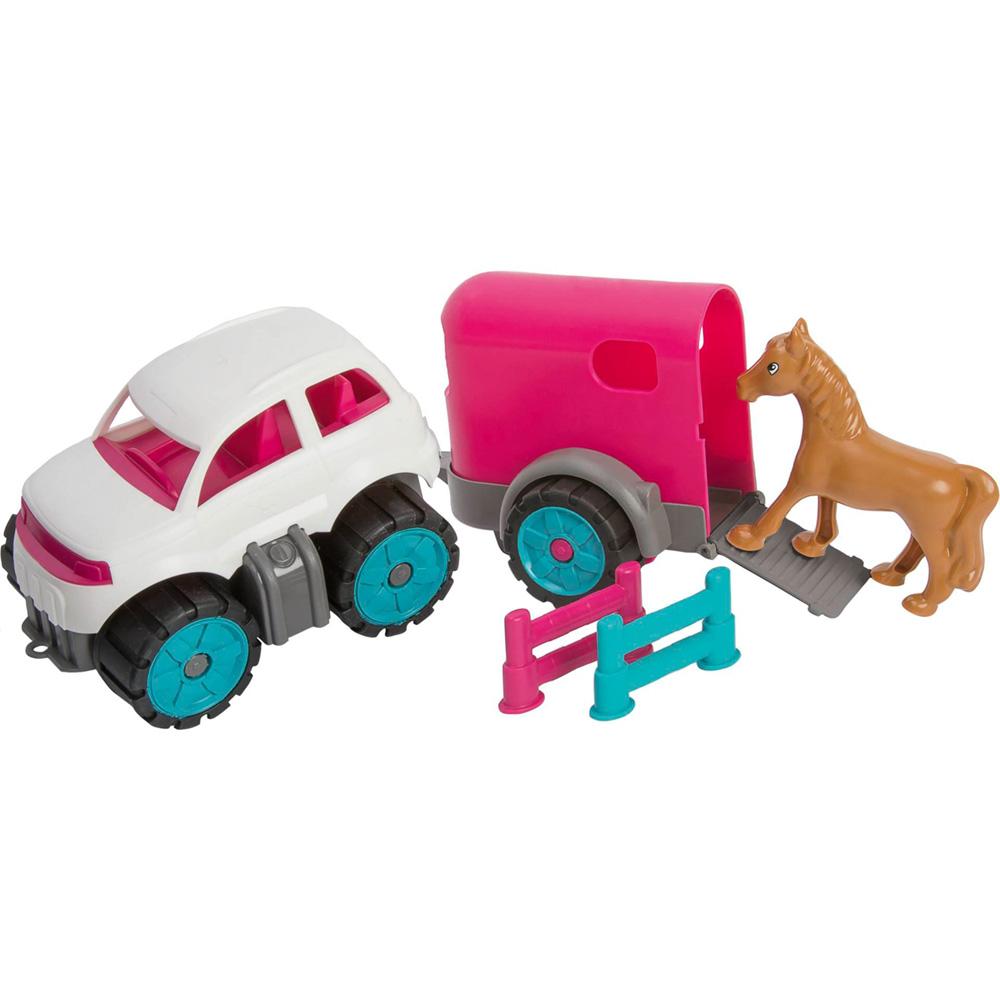 BIG automobil - transporter konja