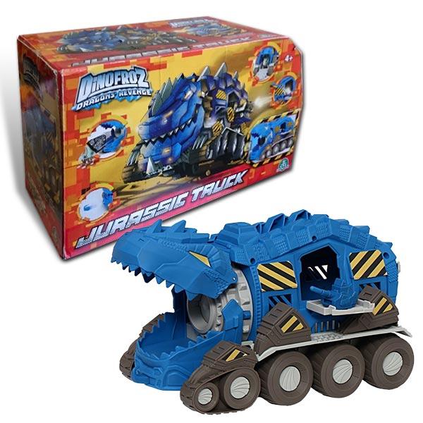 Dinofroz Jurassic kamion