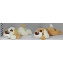 Plišani pas koji leži 60cm