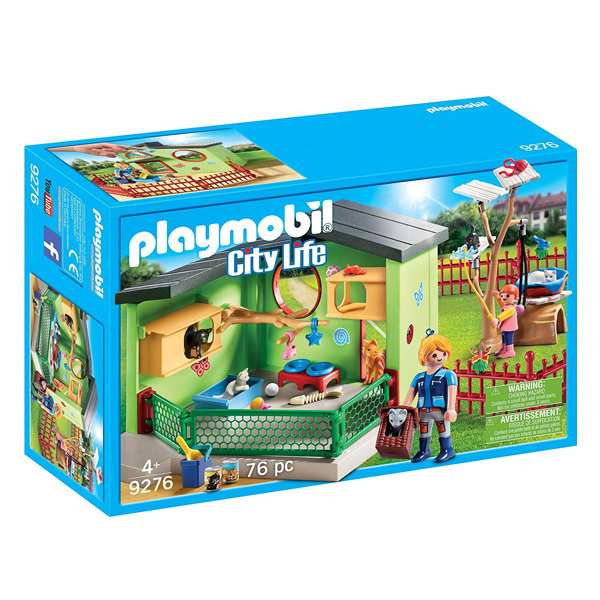 Playmobil City Life - Kutak za mačke