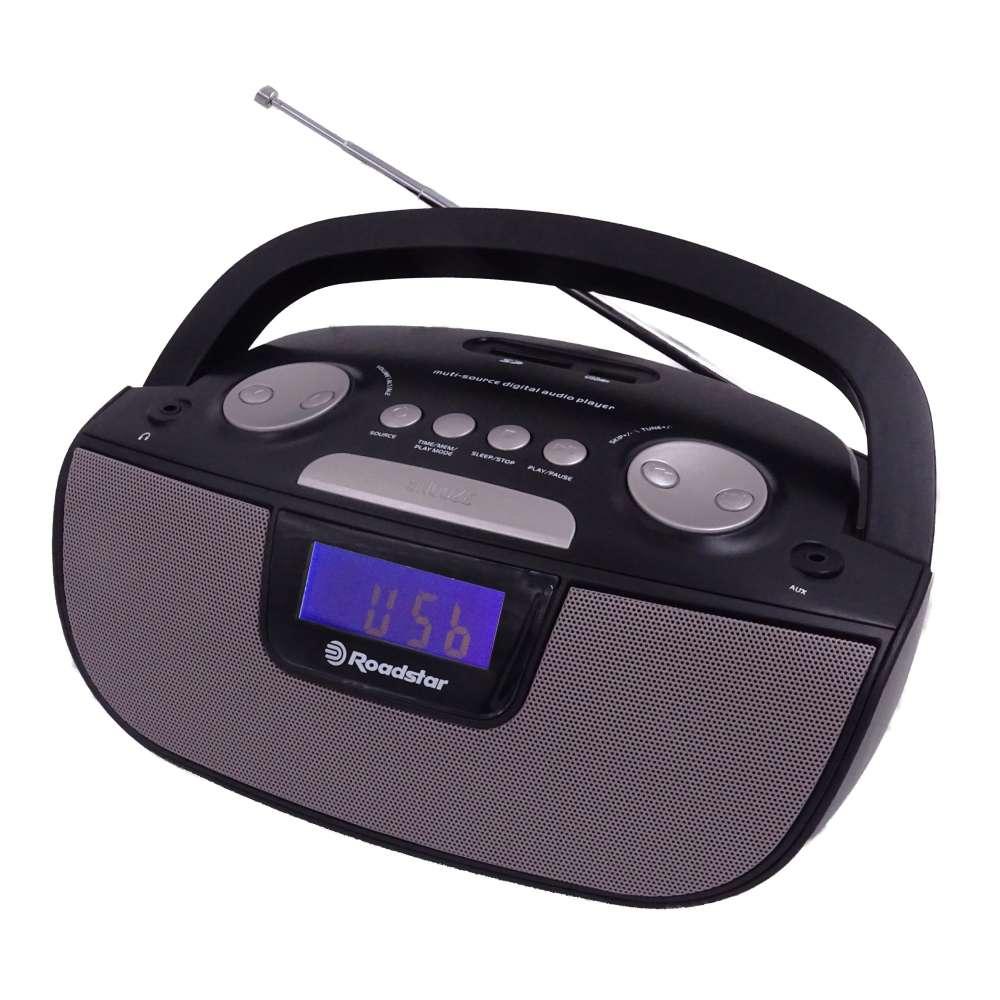 Radio MP3 USB Plejer Roadstar RU275BK