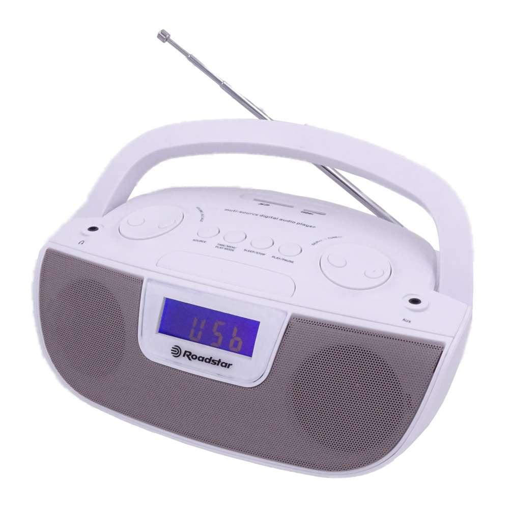 Radio MP3 USB Plejer Roadstar RU275WH