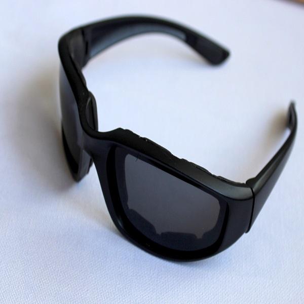 Naočare za noćnu vožnju crne