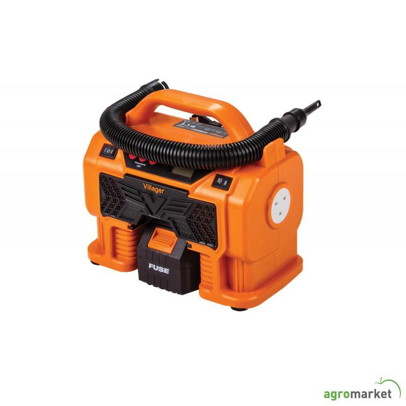 Akumulatorski kompresor za gume Fuse VAT 1220