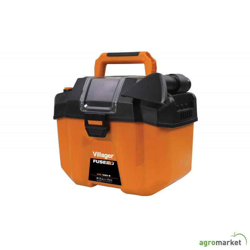 Brushless akumulatorski usisivac Fuse VVC 1020B