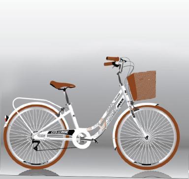 "Bicikl MAX City clasis 28"""
