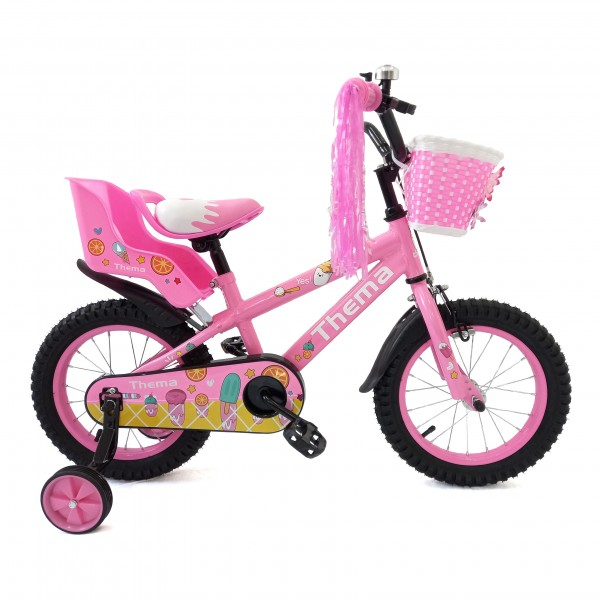 Dečija bicikla TS 14 pink 14''