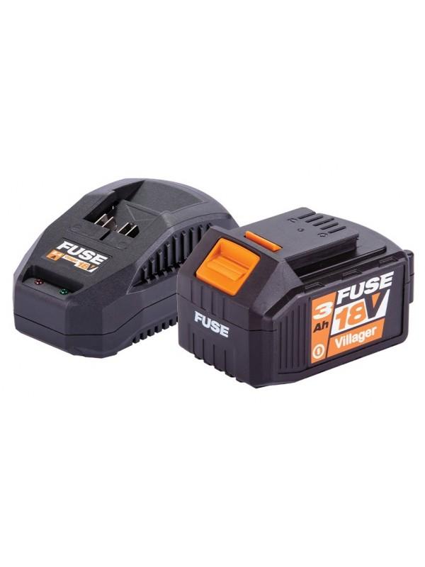 Fuse set baterija i punjač