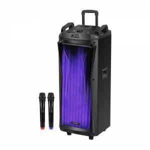 Prenosni karaoke sistem 900W Flash XP8817