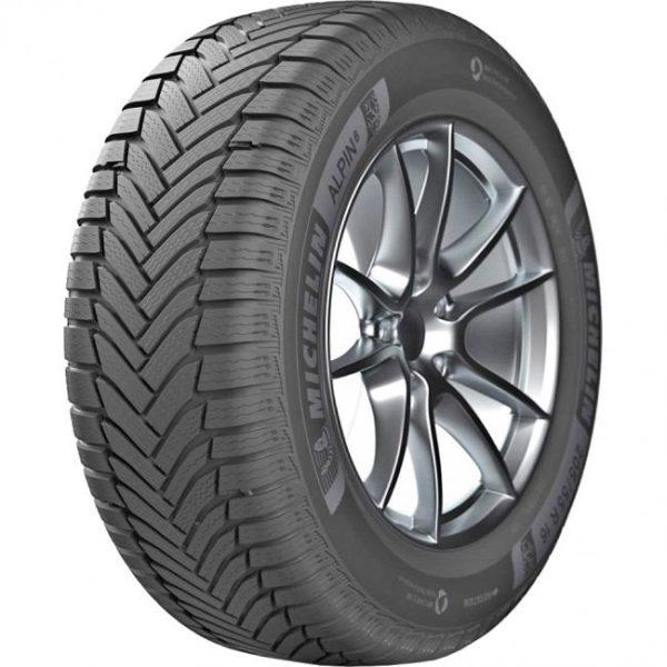 Guma M+S Michelin ALPIN 6